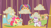 Apple Bloom and Sweetie Belle 'Friendship!' S4E05