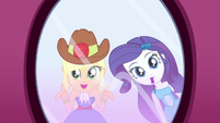 "Applejack ""you were right, Rarity!"" SS1"