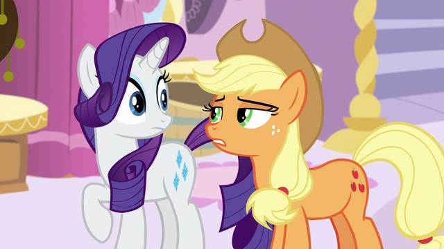 """File:Applejack bluntly """"it's awful"""" S7E9.png"""