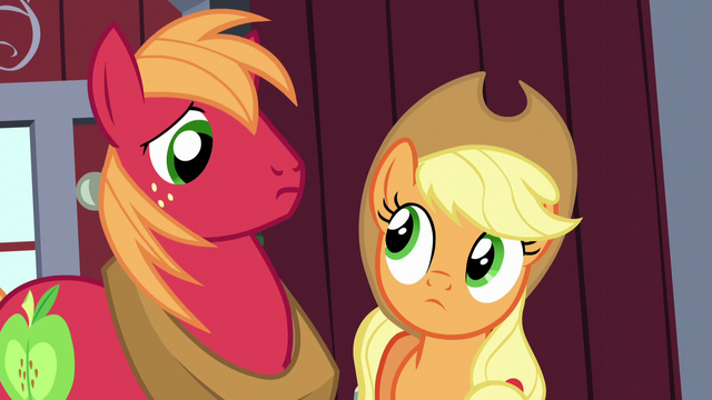 File:Big Mac and Applejack look at each other S5E17.png