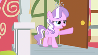 Diamond Tiara happy sigh S2E23