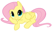 FANMADE Fluttershy being cute