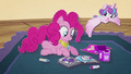 Flurry Heart flying around Pinkie Pie BFHHS3.png