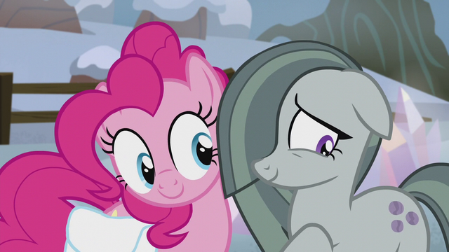 "File:Marble Pie shy ""mm-hmm"" S5E20.png"