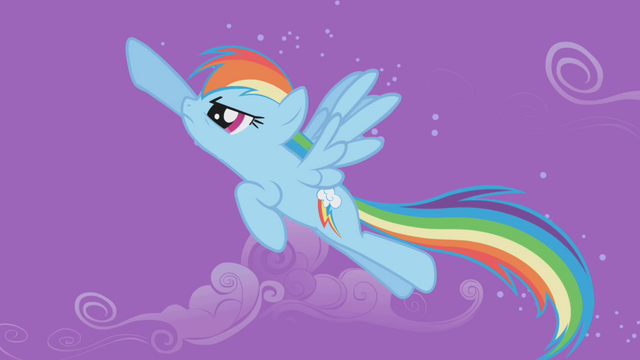 File:Rainbow Dash chasing about Trixie S1E06.png