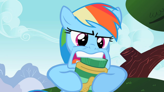 File:Rainbow Dash trouble opening a PB jar.png