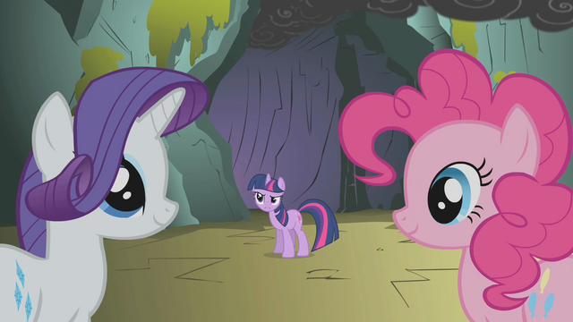 File:Rarity and Pinkie staring blankly S1E7.png