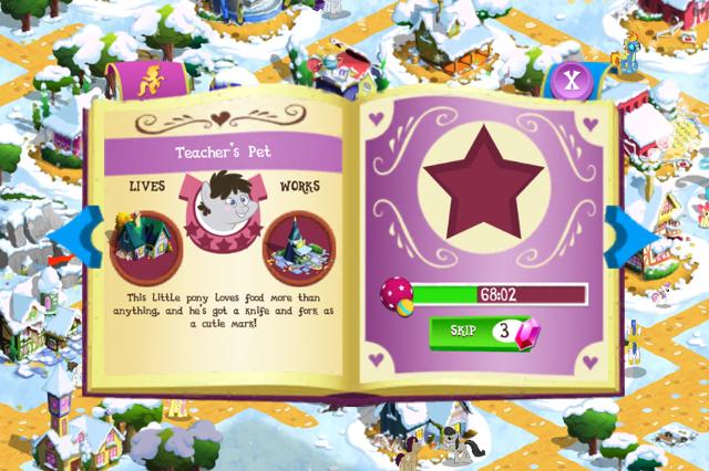 File:Teacher's Pet album art MLP mobile game.png