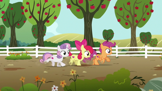 File:Apple Bloom sees Gabby straight ahead S6E19.png