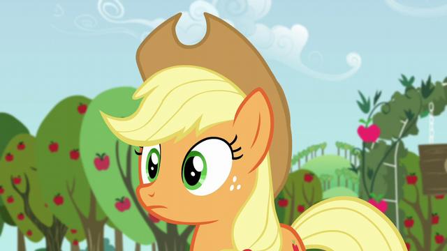 File:Applejack looks at Big Mac S5E17.png
