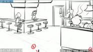 EG3 animatic - Panning shot of the Sweet Shoppe part 1 EG3