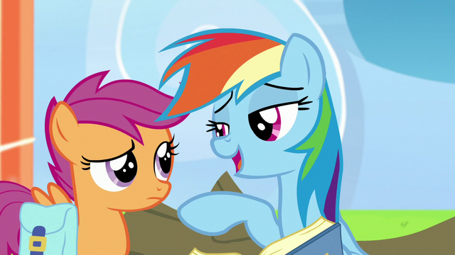 """File:Rainbow Dash """"in the senior competitive circuit"""" S7E7.png"""