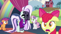 Cutie Mark Crusaders completely stunned S5E24.png