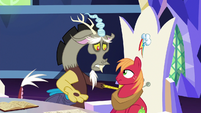 """Discord """"may providence smile upon thee"""" S6E17"""