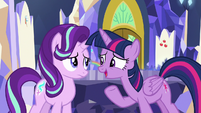 "Twilight ""for all we know, it's something small"" S7E10"