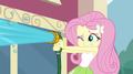 Fluttershy spraying water from a hose EGS1.png