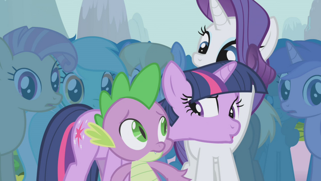 File:Twilight shushes Spike S1E06.png