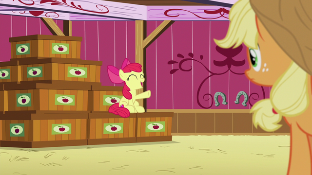 File:Apple Bloom sitting on stacked crates S6E23.png