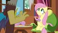 Discord being insistent toward Fluttershy S7E12.png
