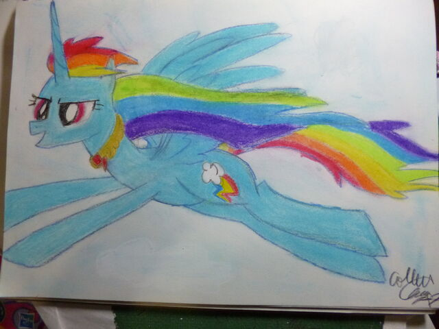 File:FANMADE Alicorn Rainbow Dash.jpg