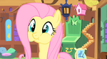 Fluttershy holding her breath S01E17