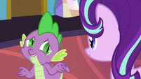 "Spike ""I mean, you could"" S7E1"