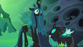 Chrysalis and Thorax hear a crunching sound S6E26.png