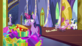 Flurry Heart gets buried under gift boxes S7E3.png