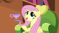 "Fluttershy ""never known anypony as funny as you"" S5E7"