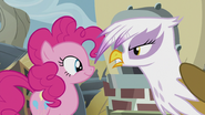 """Gilda """"that doesn't make me her friend"""" S5E8"""