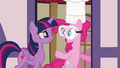 "Pinkie Pie ""Thank goodness you're all here!"" S4E18.png"