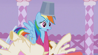 Rainbow Dash 'the what now' S1E14