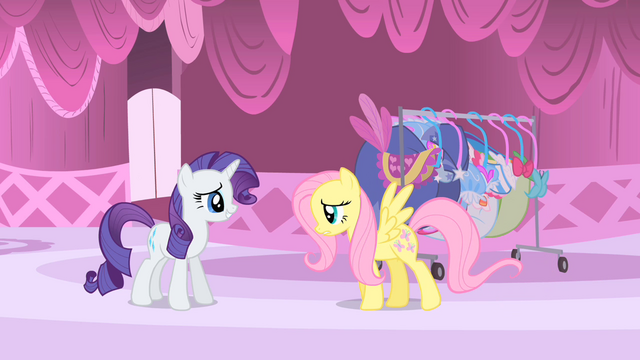 File:Rarity and sad Fluttershy S1E20.png