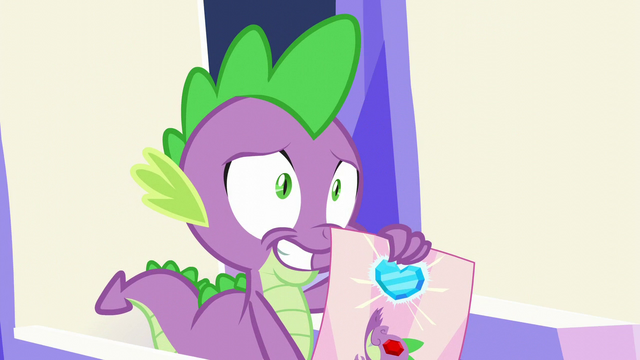 File:Spike embarrassed S6E1.png