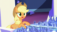 """AJ """"But if she's as powerful as all that"""" S5E26"""