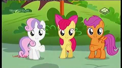 My Little Pony Friendship is Magic - Light of Your Cutie Mark Indonesian