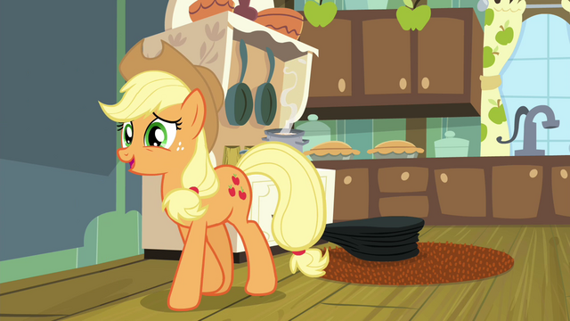 "File:Applejack ""That's a very interestin' method"" S4E18.png"