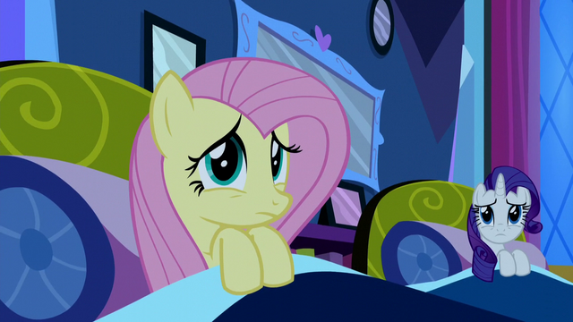 File:Fluttershy and Rarity in bed S5E13.png