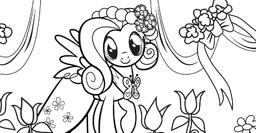 File:Fluttershy color-in image.jpg