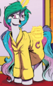 Micro-Series issue 10 Celestia morning robe