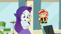 """Rarity """"now we have no music video!"""" EGS1"""