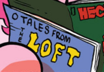 Comic issue 42 Tales From the Loft