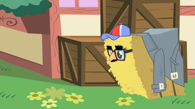 File:Pinkie Pie hides in a hay bale S1E25.png