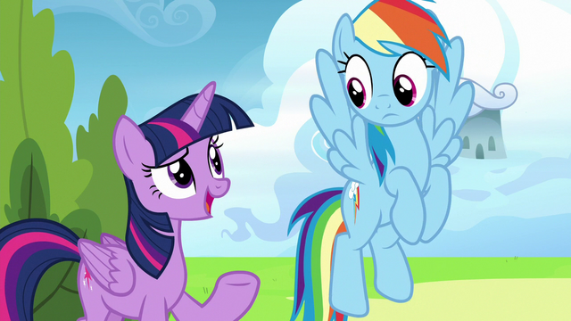 "File:Twilight Sparkle ""I'm sure they'd appreciate"" S6E24.png"