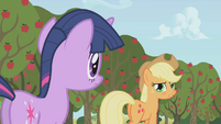 "Applejack ""how many times do I gotta say it?"" S1E04"