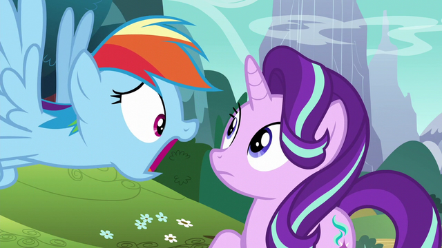 "File:Rainbow Dash ""the Wonderbolt-iest pony"" S6E6.png"
