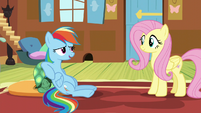 Rainbow relieved S5E5