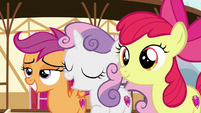 "Sweetie Belle ""it's what we do"" S6E4"