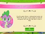 Taking the Cake intro MLP Game
