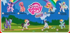 2014 McDonald's toy lineup
